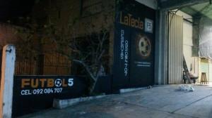 La Tecla F5 cancha de fútbol 5 en Montevideo (2)
