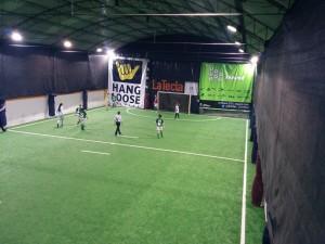La Tecla F5 cancha de fútbol 5 en Montevideo